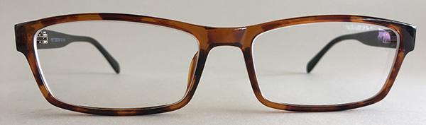 Rectangular basic frames front