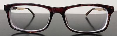 Stylish eyeglass frames a