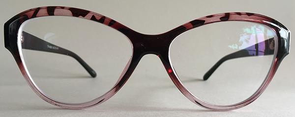 Cateye prescription glasses