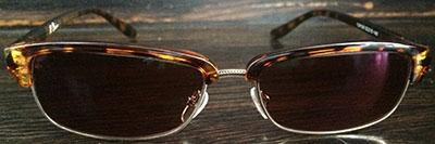 Browline Trendy Prescription Glasses