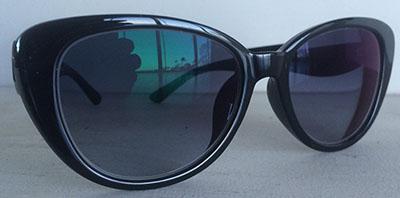 soft cateye prescription sunglasses