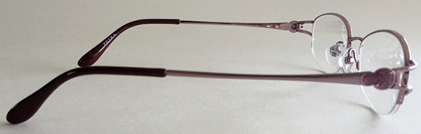 Women's wire frames side