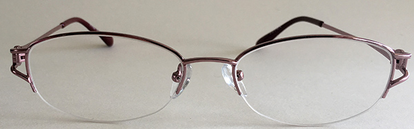 Women's wire frames front
