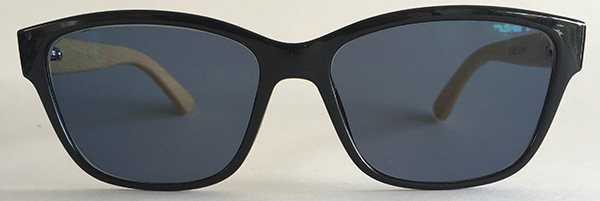 Bamboo Sunglasses - front