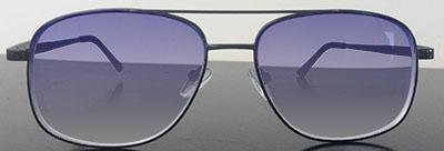 Tinted Aviator frames